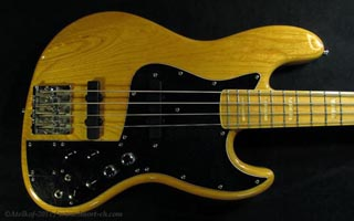 SRX-3P active tone retrofit for Marcus Miller Jazz Bass® - www.huort-ch.com