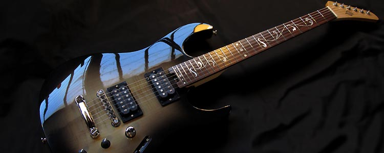 Custom-I model | 6 strings (MIDI Hexaphonic)