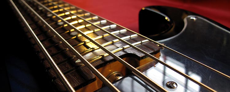 The Stage-I Bass | Easy neck truss rod adjustment